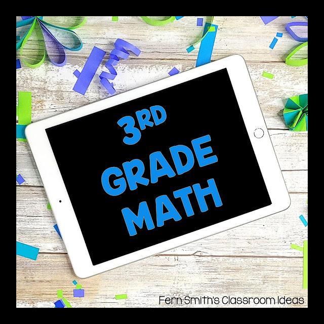Free Third Grade Math Teacher Downloads For Your Classroom