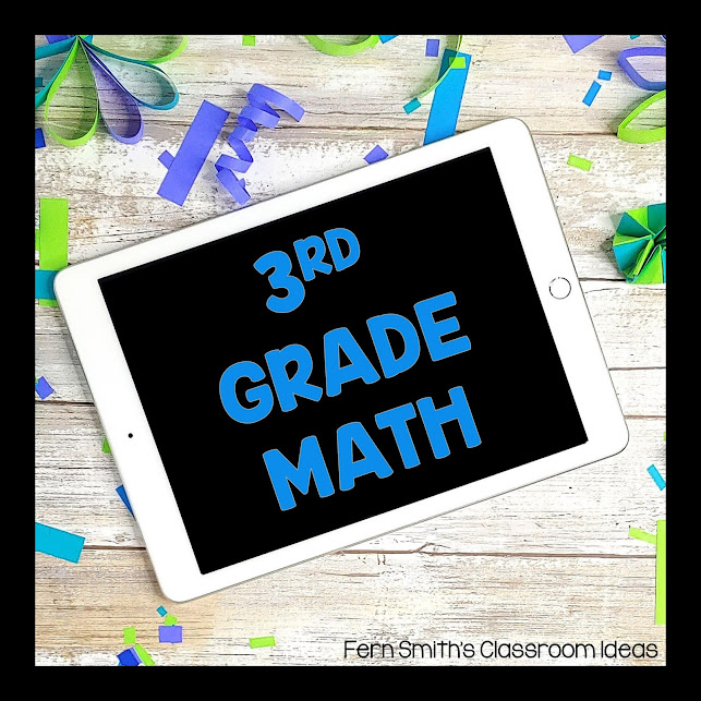 Free 3rd Grade Math Teacher Downloads For Your Classroom