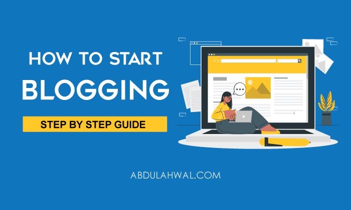 how t- start blogging as career