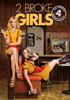 2 Broke Girls - 4ª Temporada Torrent Download