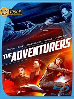 Los Aventureros (2017) HD [1080p] Latino [GoogleDrive] SilvestreHD