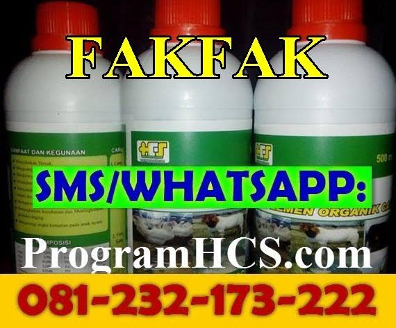 Jual SOC HCS Fakfak