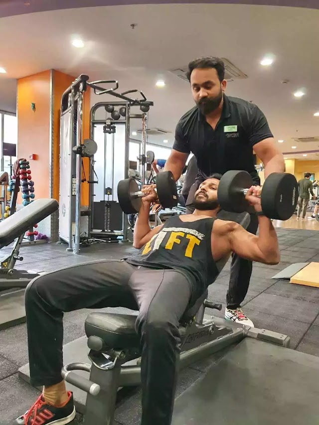 Achieving Fitness Goals with Personal Training
