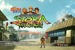 Naruto Ultimate Ninja Storm Revolution PS3 CFW2OFW