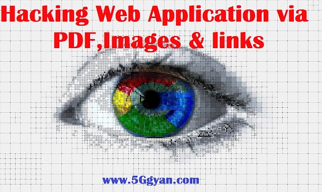 Hack Web Application via Pdf, images and links course free download
