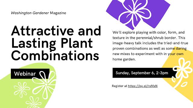 Plant Combinations Webinar Registration Link