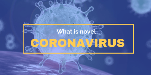 "What Does ""Novel"" Coronavirus Mean?"