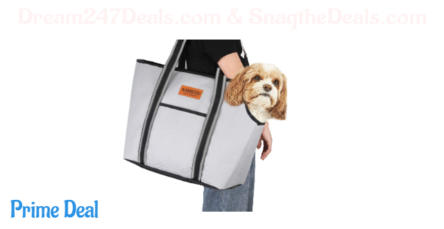 50%off Pet Dog Purse Carrier Bag for Small Dogs Puppy Cats