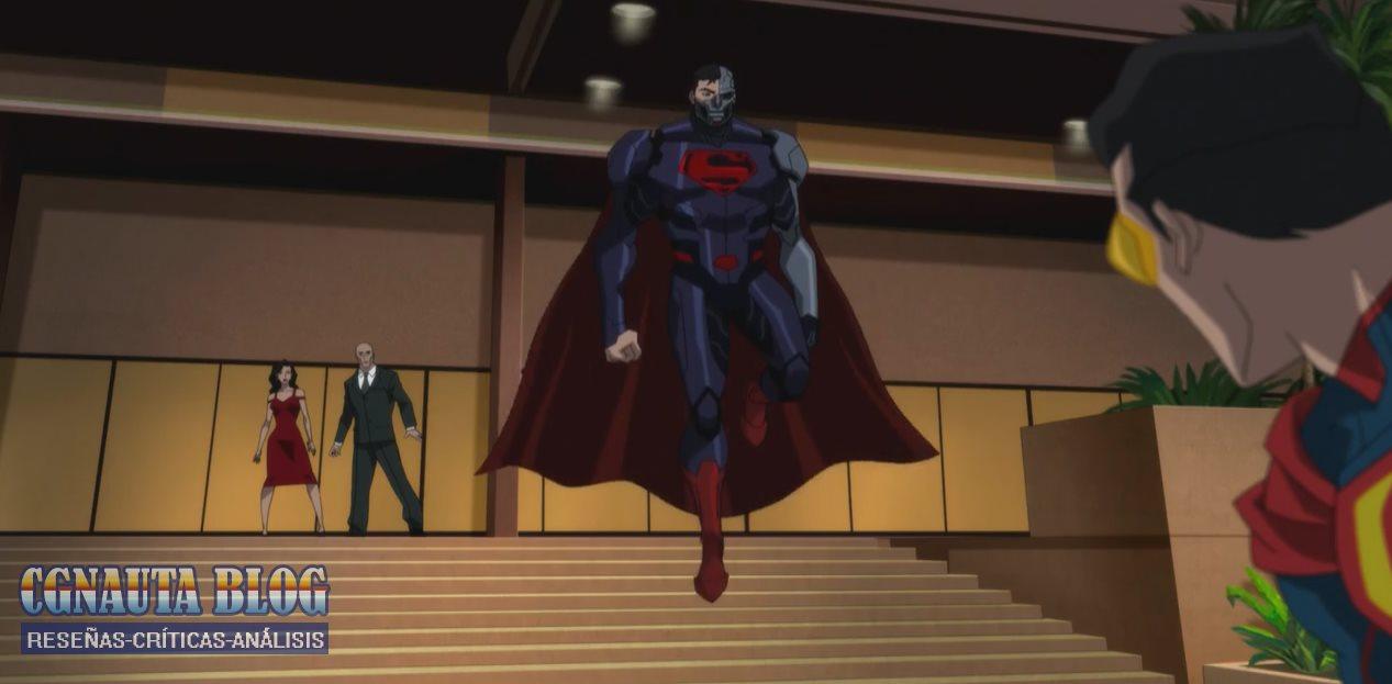 El Reino de los Supermanes (2019) Reseña y critica