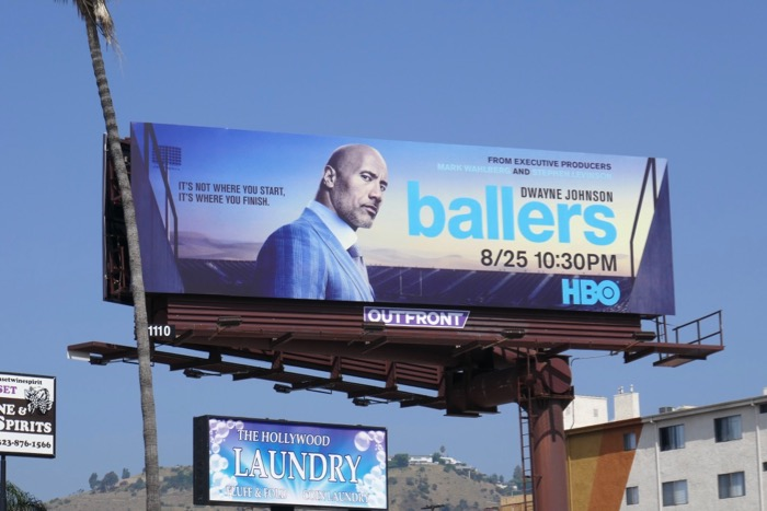 Ballers season 5 billboard