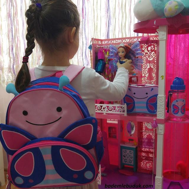 Skip hop bebek bakım çantası