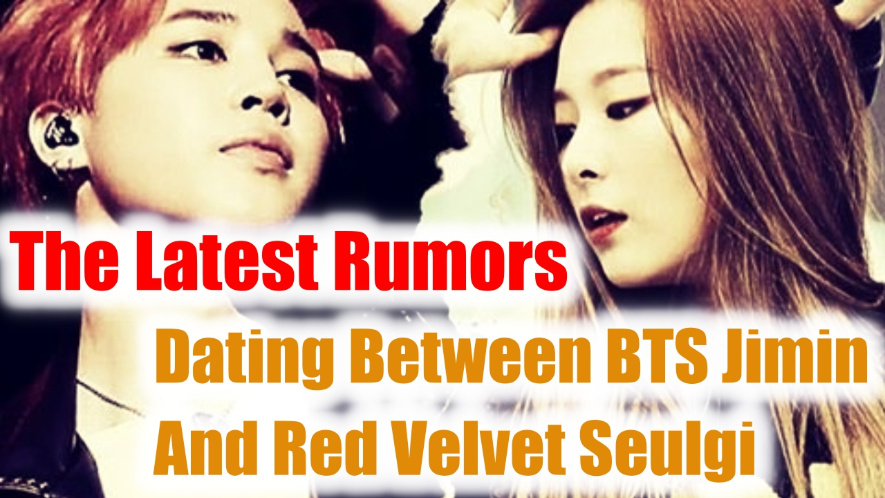 Rumor dating kpop