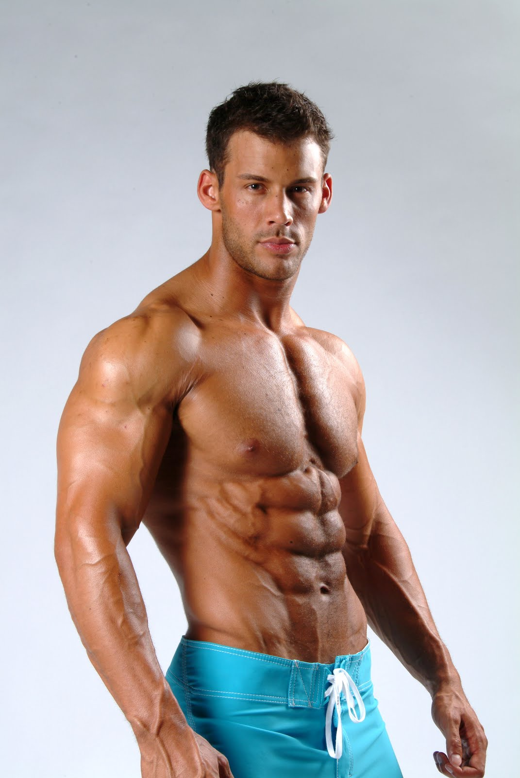 Gay Muscle Builder 55