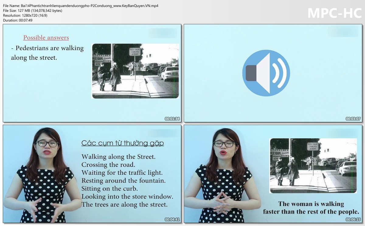 Video và DVD khóa học TOEIC thần tốc dành cho người mất gốc