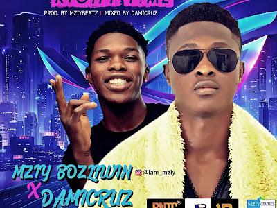 MUSIC: Mziy Bozliwin ft. Dami Cruz _ Right Time