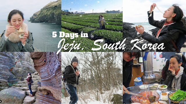 Jeju Island, South Korea: 5 Days 4 Nights Itinerary