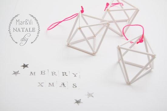 Addobbi di Natale stile nordico