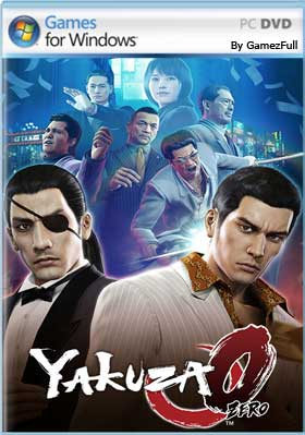 Yakuza 0 Deluxe Edition PC Full [MEGA]