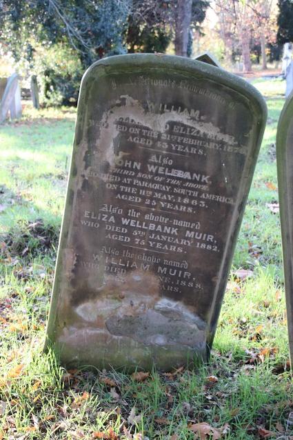 nEngineer and inventor William Muir (1806-1888)