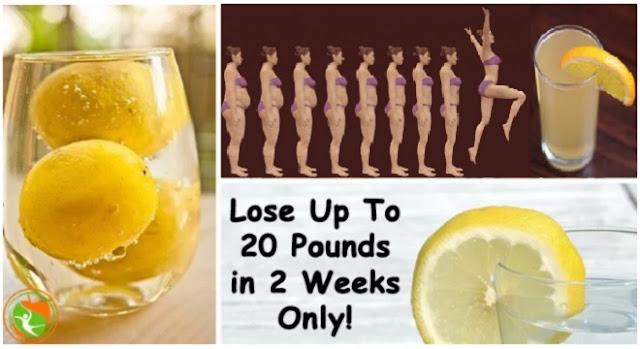 Coba Buktikan Diet Lemon Untuk Menurunkan 20 KG Berat Badan dalam 2 Minggu, Begini Caranya !!