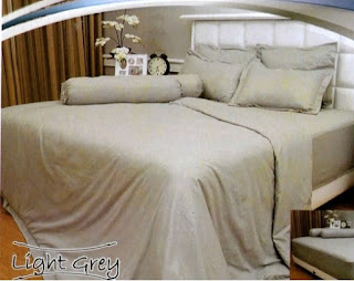 sprei vallery light grey