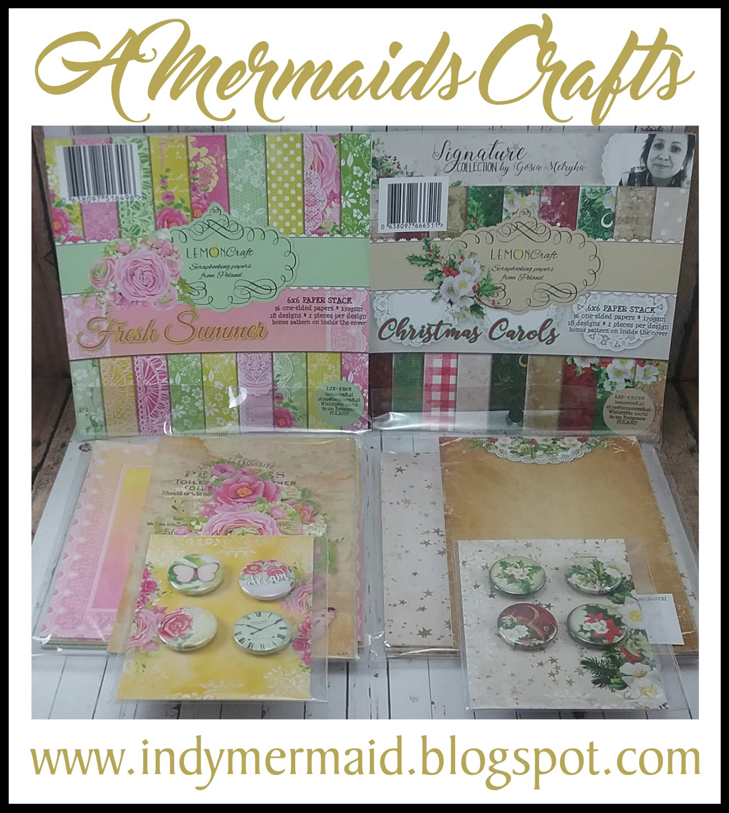 A MERMAIDS CRAFTS GIVEAWAY!