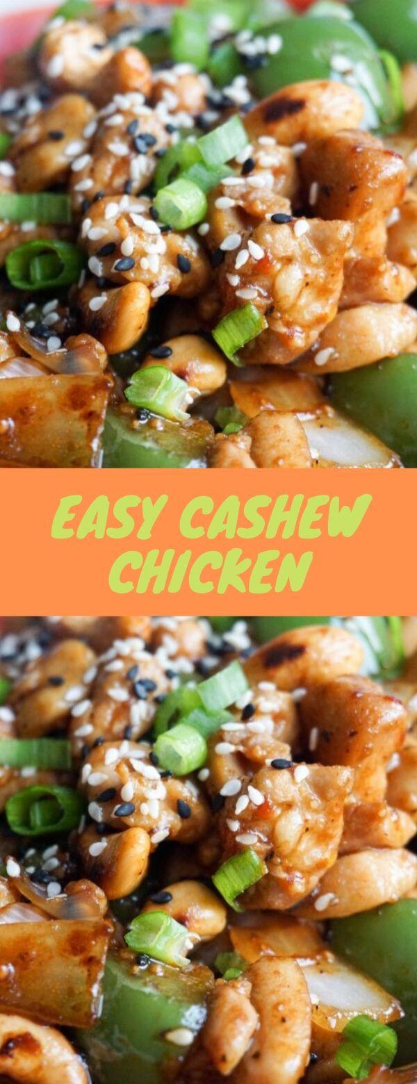 EASY CASHEW CHICKEN #cashew #chicken #easy