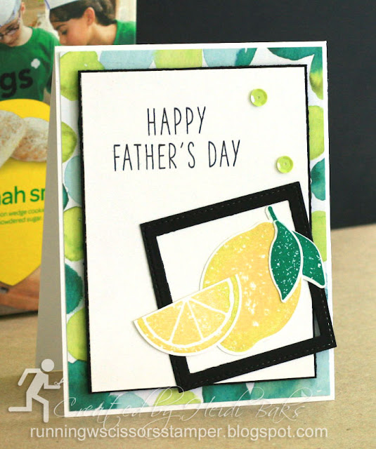 Stampin' Up! Lemon Zest
