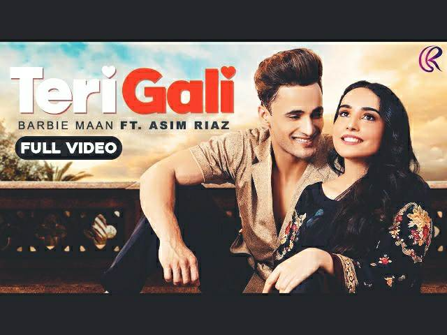 Teri Gali Lyrics - Guru Randhawa, Barbie Mann