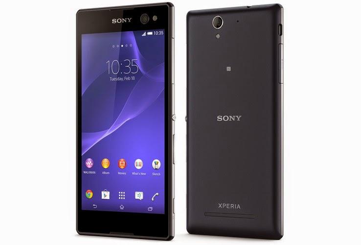 Gambar Sony Xperia C3 Dual Sim