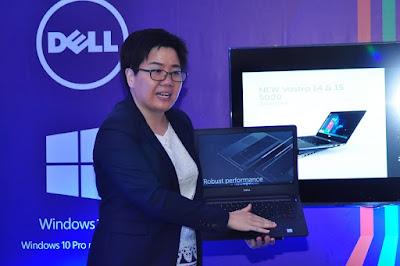 Rebecca Lee, Brand Manager, EUC, Dell South Asia