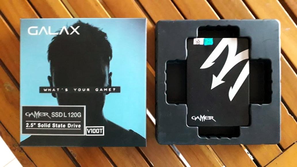 SSD Galax - Generasi Penerus Hard-Disk yang Kecepatannya 10 Kali Lebih Cepat