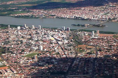 Vista aérea de Petrolina - PE