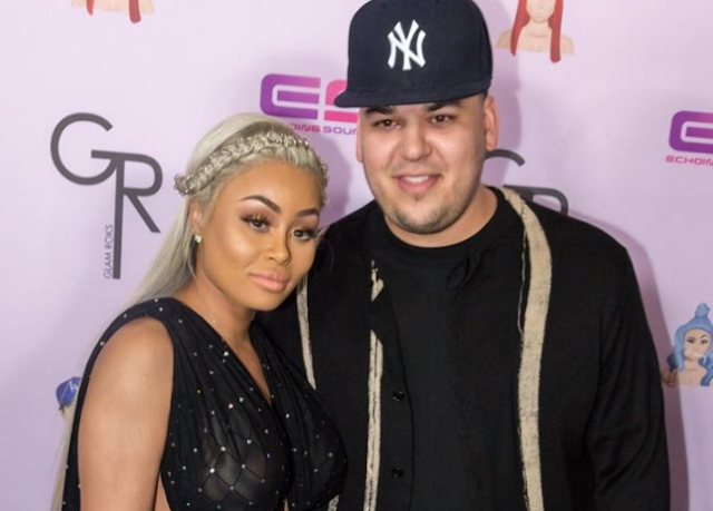 Rob Kardashian sues Blac Chyna for alleged assault, claims she tried to choke him with a phone cord