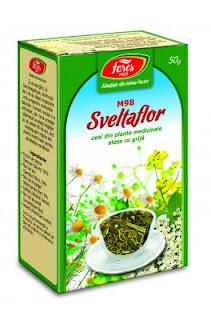 Cumpara de aici ceaiul pt slabit Sveltaflor