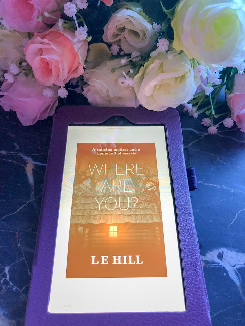 Where Are You by LE Hill book review