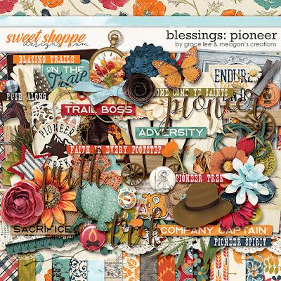 Blessings: Pioneer
