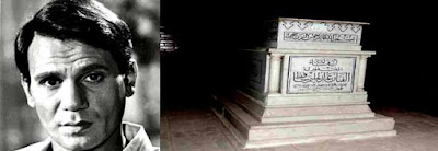 لن تصدق ما وجده «التربي» داخل قبر عبدالحليم حافظ.. ومفاجأة بشأن جثمان العندليب