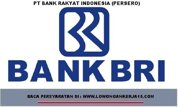 LOWONGAN BANK BRI