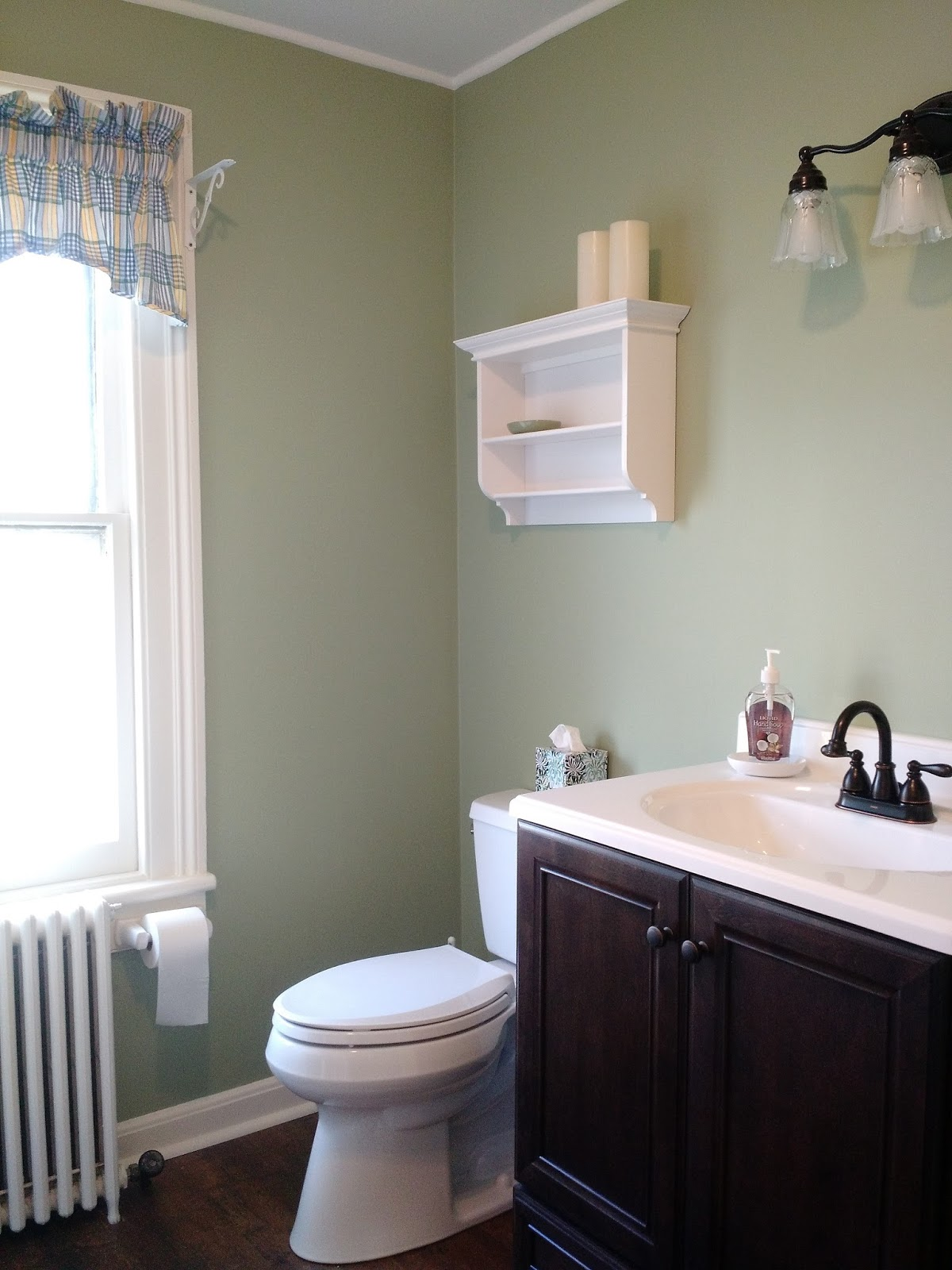 Renovation Reveal Pre Civil War Home Bathroom Amp Laundry Combo