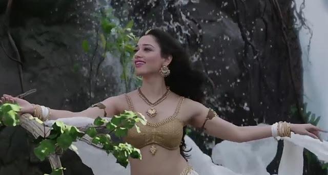 Tamanna Bhatia in Bahubali pics