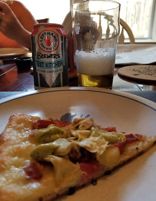 Capicola & Bacon Pizza