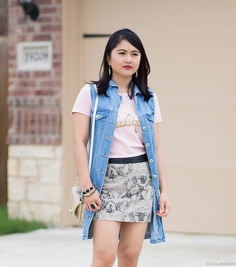petite casual outfit