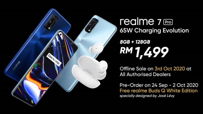 realme 7 pro Malaysia