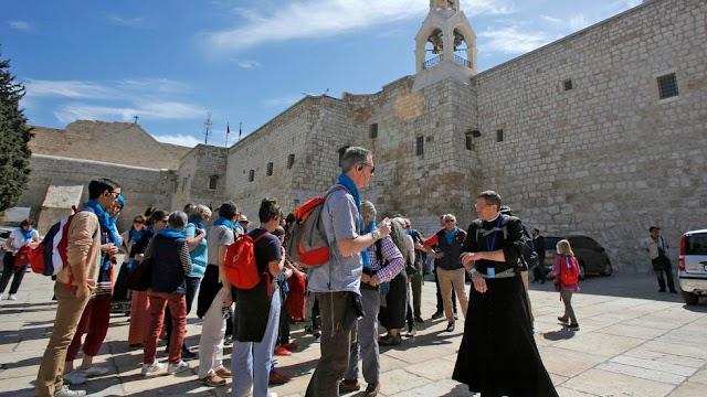 Bethlehem church to shut after suspected coronavirus cases: official