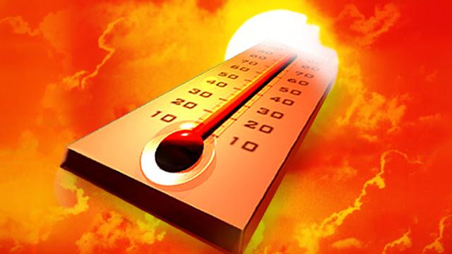 Έκτακτο δελτίο ακραίων καιρικών φαινομένων: Προσοχή στις πολύ υψηλές θερμοκρασίες