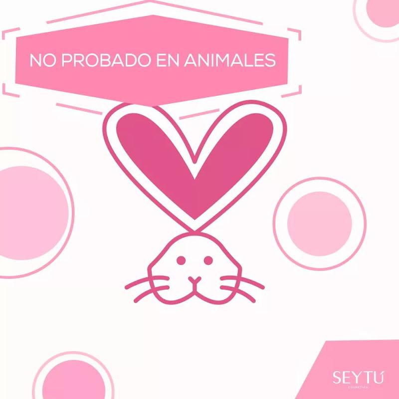 SEYTÚ No probado en Animales