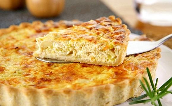 receita de torta de frango e soja como fazer