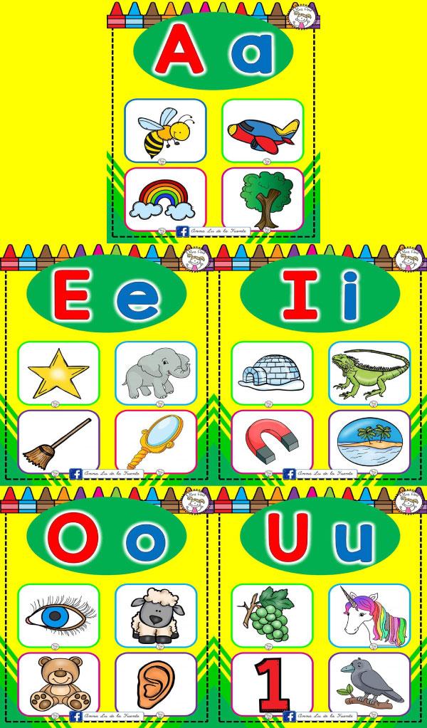 laminas-carteles-aprender-vocales-preescolar