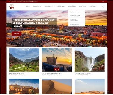 Visita Marrakech Gratis